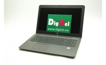 HP ZBook 15u G3 Kasutatud